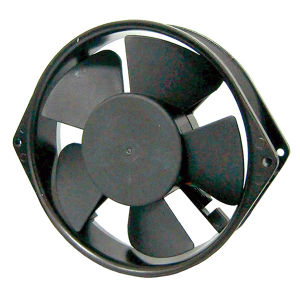 172mmx150mmx38mm Glass Reinforced Thermo Plastic DC Axial Fan