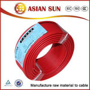 Hot Sales 450/750V PVC Insulated Electrical Wire Prices pictures & photos