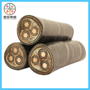 Steel Tape Armored XLPE Insulation Pure Copper Cable 8.7/15kv