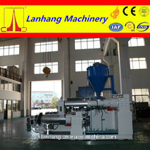 Pre150/200 Two Stage Extruder (Planetary Extruder with Single Screw Extruder) PVC Pelletizing Extrusion pictures & photos