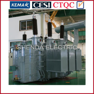 Power Transformer for 66kv Low-Loss Series Three-Phase Oil-Immersed Transformer