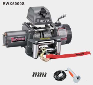 Runva-Ewx5000 Electric Winch 12V/24V 5000lb