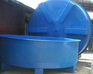 FRP Fish Farm Plastic Fish Tank /Round Fish Tank pictures & photos