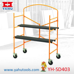 Mobile Steel Frame Scaffold From Real Factory in Zhejiang pictures & photos