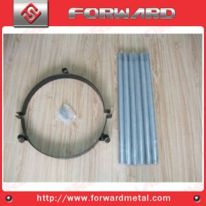 OEM Fabricate Steel Belt and Metal Legs and Steel Bracket pictures & photos