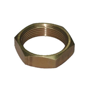 OEM Made Hex Thin Brass Nut