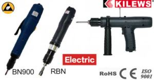 Kilews DC High Torque Electric Screwdrivers Tbn/Rbn/Bn900 Series