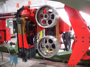 Double Twist Cable Stranding Machine for Bobbin 1250mm pictures & photos