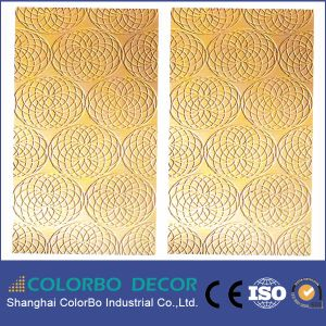 Ce Approved 3D Leather MDF Wall Panels for Wall Decor pictures & photos