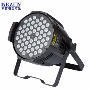 Led Par 64 Rgb Dmx Stage Lighting Light For 54x3w Parcan