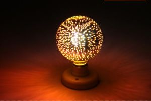3D Christmas Colorful Bulb for Party, LED Bulb pictures & photos