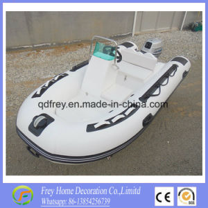 3.6m Ce Rigid Inflatable Fishing Boat, Rescure Boat pictures & photos