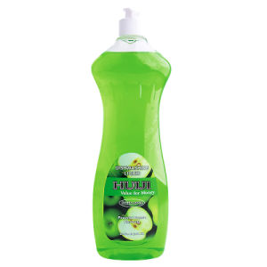 Lemon, Apple Dishwasher Detergent Liquid Dish Wash Soap pictures & photos