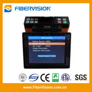 Optical Fiber Cable Fusion Splicer for FTTH Machine Termination Tool Kit