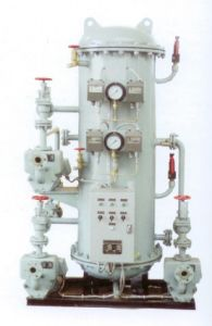 Sea and Fresh Water Combination Pressure Water Tank (ZYG(s) Series)