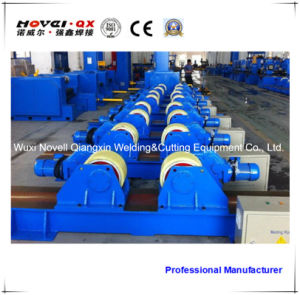 Adjustable Welding Rotator / Welding Turning Rolls with PU Roller 30t pictures & photos