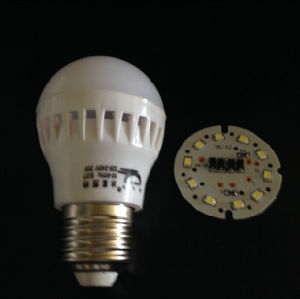 50*85mm 3W Energy-Saving Flashing LED Bulb Lights