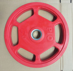 6 Holes Color Round Weight Plate (SA17) pictures & photos