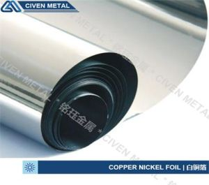 Copper-Nickel Foil