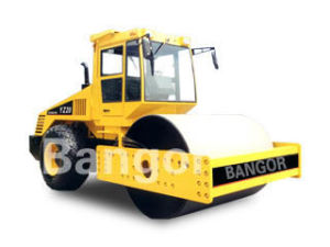 Road Machinery - Fully Hydraulic Vibratory Road Roller (Single Drum) (YZ20E)
