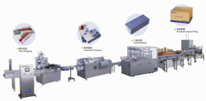 Automatic Outside Packaging Line for Medicine pictures & photos