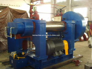 two roller mixing mill with hard surface gear reducer pictures & photos