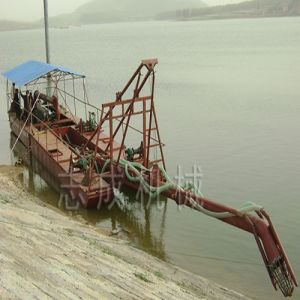 Small High Efficient Sand Pump Suction Dredger