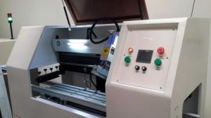LED Full Automatic Solder Paste Stencil Printer Sp400 pictures & photos