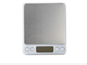 Digital Electronic Pocket Scales for Kitchen Scale pictures & photos