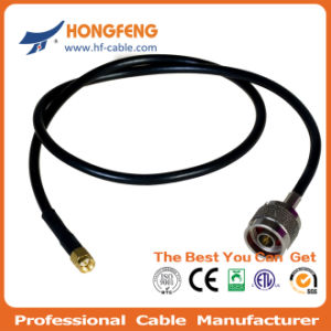 Rg58 Communication SMA/BNC Connecting Coaxial Cable pictures & photos