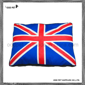 Union Jack Soft and Waterproof Pet Bed (SPB5085) pictures & photos