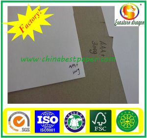 Duplex Board Paper with Grey/White Back pictures & photos
