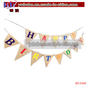 Party Products Birthday Letter Yiwu Market Party Supply (BO-5308) pictures & photos
