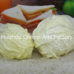 High Quality Wholesale Artificial Vegetable Chinese Cabbage pictures & photos