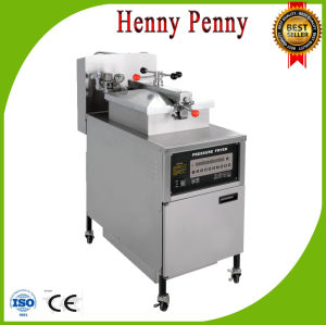 Pfe-600 Ce ISO Automatic Henny Penny Pressure Fryer Kfc Use for Chicken pictures & photos