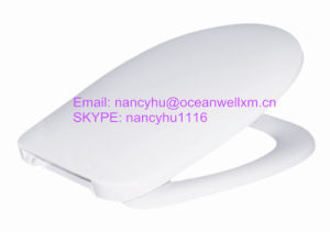 Phenomenal European Standard Size Universal Round Soft Closing Toilet Seat Cover Pdpeps Interior Chair Design Pdpepsorg