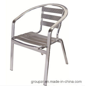 Aluminium Chair with Simple Design