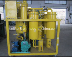 Fully Automatic Steam Turbine Oil Purifier Machine (TY-100) pictures & photos