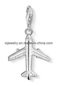 Travelling Theme Jewelry Plane Charm pictures & photos