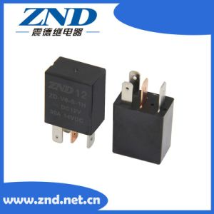 12V 4 Pin V6 Automotive Relay, Suit for All Cars