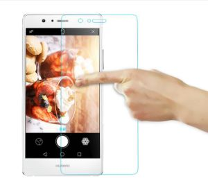 Mobile Accessories High Sensitive Tempered  Glass  for  Mobile  Phone Huawei P9 Lite From Shenzhen China