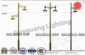 Ggledld-058059060 Patent Design IP65 High Quality 6m-12m LED Street Lights pictures & photos