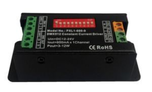 Cc DMX512 Controller Decoder 700mA*1channel pictures & photos