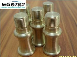 Customized CNC Metal Brass Rapid Prototype Machining Products