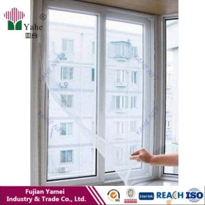 100% Polyester DIY Anti Insect Mesh Screen for Window/ Magnetic Mosquito Net Window