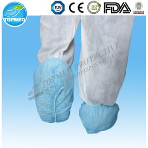 Surgical Waterproof Nonwoven Shoe Cover, SBPP Shoe Cover pictures & photos