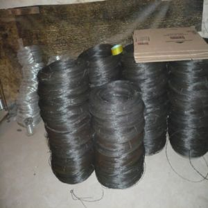 1.0mm Black Wire 1kg / Small Roll pictures & photos