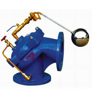 100A Angle Float Control Valve