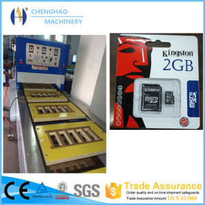 Chenghao Brand, 12 Working Stations Automatic Plastic and Paper Blister Packing Machine