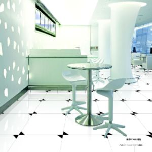 Hot Sales Building Material White Pure Color Tile (FC6501) pictures & photos